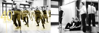 Session 2 à l'École OMNIBUS, théâtre corporel
