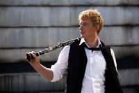 Cours de maître en clarinette avec Martin Fröst