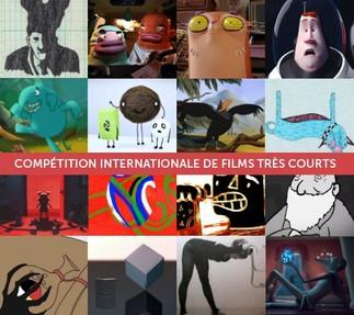 Compétition internationale de films très courts - Les Sommets du cinéma d'animation 2017