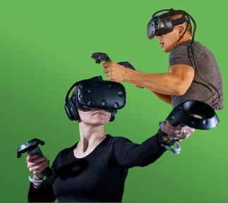Découverte de la réalité virtuelle