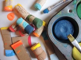 Gouache et couleurs : exploration guidée