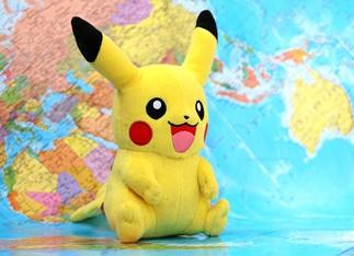 Pokémon pour la famille avec Olivier Hamel