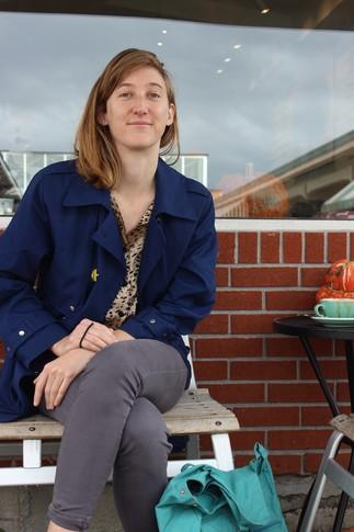 Rencontre d'auteure avec Julie Delporte