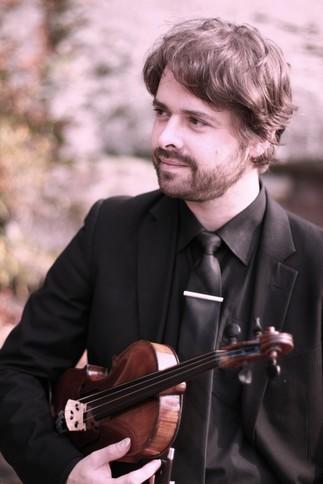 Le violon du Québec raconté : conférence-concert, avec Sébastien Deshaies