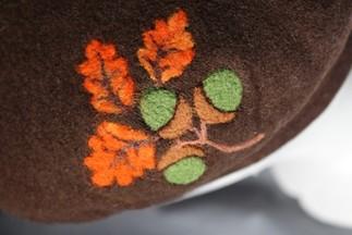 Atelier de feutrage : peinture en fibre de laine, spécial Saint Valentin, avec Nelly places limitées, inscription obligatoire)