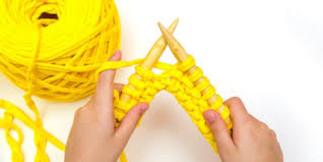 Atelier de tricot, avec Giovanna Clémenti. Places limitées. Inscriptions obligatoires (activité bilingue)