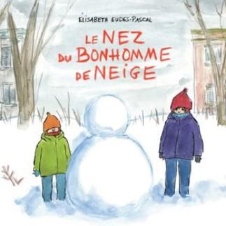 Heure du conte   Le nez du bonhomme de neige