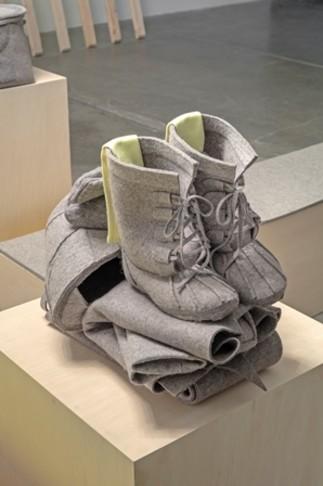 Exposition: «Maria Hupfield. Celle qui continue de donner» à la Galerie de l'UQAM