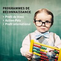 Programmes de reconnaissance