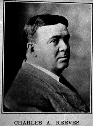 Charles-Aimé Reeves, architecte de l'Est