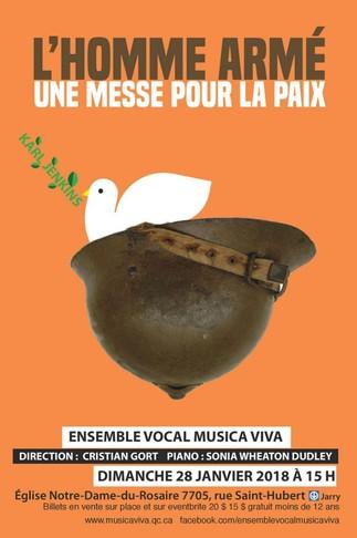Concert L'Homme armé