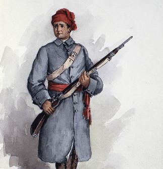 La Milice de l'Isle Jésus durant la guerre de 1812