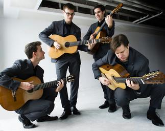 Quatuor de guitares du Canada