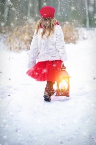 Activité en espagnol : Lanternes d'hiver