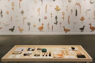 L'artiste Émilie Bernard expose au Musée acadien du Québec