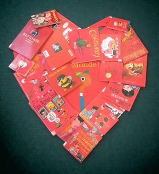 Concours de Saint-Valentin : dessin, bricolage et cherche et trouve (0-13 ans)