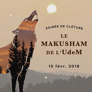 Soirée de clôture de la Semaine interculturelle : Le Makusham de l'UdeM