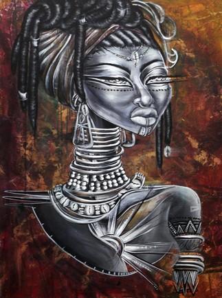 Exposition de l'artiste MaliCiouZ
