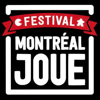 Journée grand événement pour le Festival Montréal Joue 2017