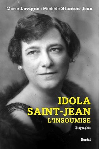 Causerie: Idola Saint-Jean, l'insoumise