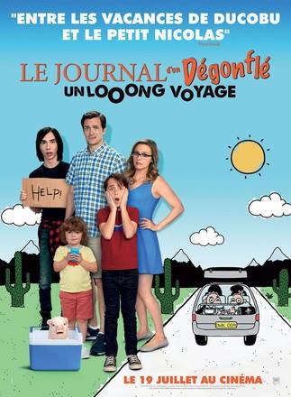 Film Journal d'un dégonflé : un looong voyage