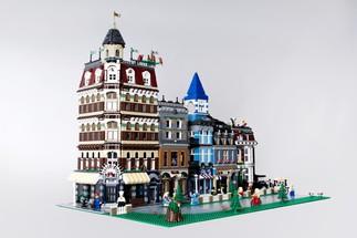 L'ARCHITECTURE EN LEGO