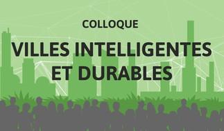 Colloque: «Villes intelligentes et durables: Design social, démocratie participative et économie circulaire»