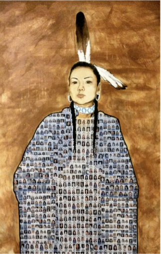 Causerie autour des femmes autochtones disparues