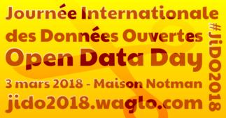 Journée internationale des données ouvertes