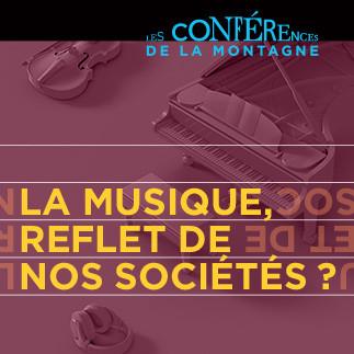 La musique, reflet de nos sociétés?