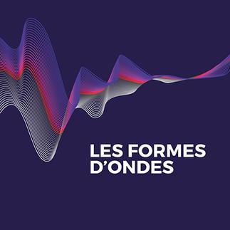Vernissage de l'exposition «Les formes d'ondes»