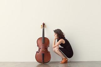 Elinor Frey, violoncelliste, aux Concerts de la Chapelle