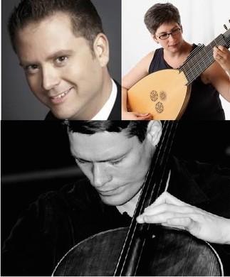 Le Trio Ponté aux Concerts de la Chapelle