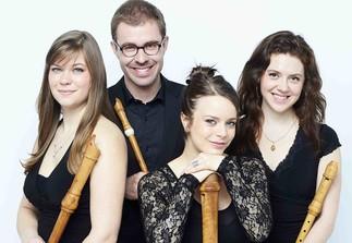 Flûte alors! Bach'n'Jazz aux Concerts de la Chapelle