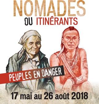 Nomades ou itinérantes - peuples en danger