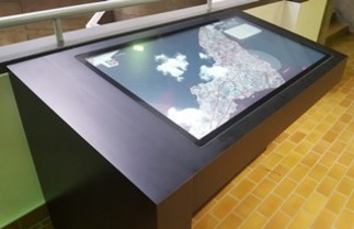 Collection Victor-Morin : une nouvelle exposition virtuelle sur table tactile!