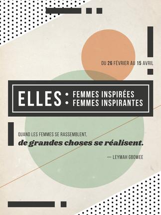 Elles: femmes inspirées, femmes inspirantes