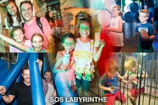 SOS Labyrinthe
