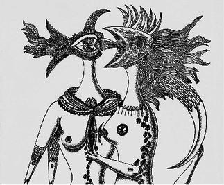 Exposition - «Le Livre surréaliste au féminin : faire œuvre à deux»