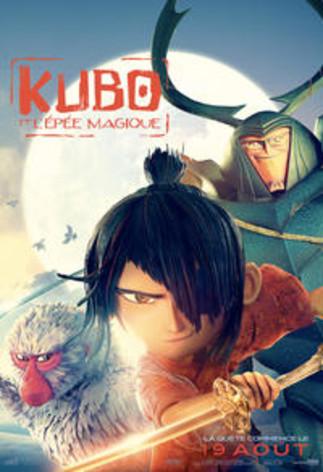 Film : Kubo et l'épée magique (2016, 101 min., 6 ans+)