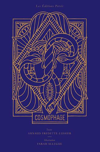 Lancement, Apéro et lecture. Cosmophage se livre à vous !