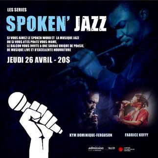Les Séries Spoken'Jazz