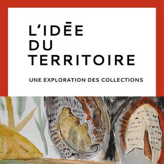 Vernissage de l'exposition «L'idée du territoire : une exploration des collections»