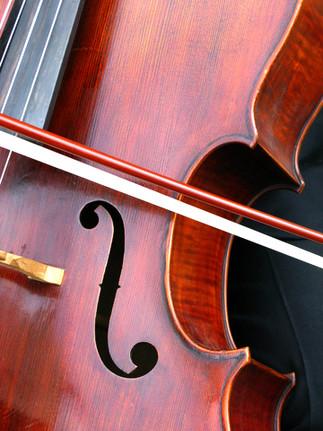 Récital de violon (fin DESS) – Geneviève Parent