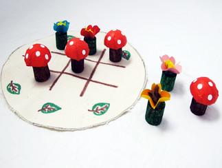 Atelier familial 'Tic Tac Toe de la forêt enchantée'@Musée des maîtres et artisans du Québec