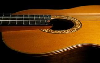 Récital de guitare classique (fin baccalauréat) - An-Laurence Higgins