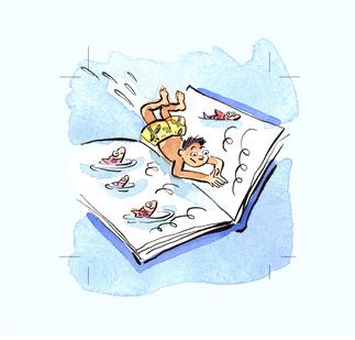 Fête d'ouverture du Club de lecture d'été !