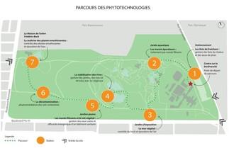 Le Parcours des phytotechnologies
