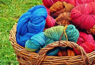 Après-midi au féminin : tricot en plein air