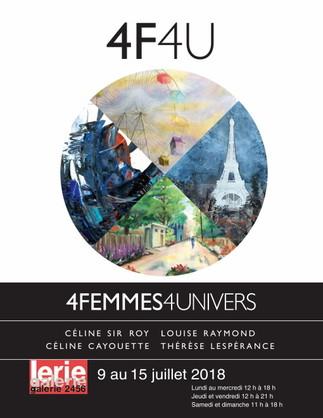 4F4U / 4Femmes4Univers